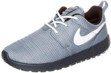 Nike Sportswear ROSHE RUN Tenisówki i Trampki grau/weiß 645778