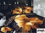 Cotton World Pościel 3D w rozmiarze 160x200 lub 200x220 satyna bawełna