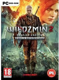 Wiedźmin 2 Zabójcy Królów Edycja Kolekcjonerska PC