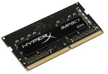HyperX Pamięć do notebooków Impact SODIMM DDR4, 16GB, 2400MHz, CL14 HX424S14IB/1