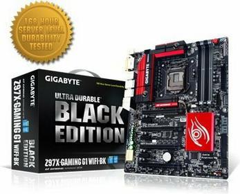Gigabyte GA-Z97X-Gaming G1 WIFI-BK