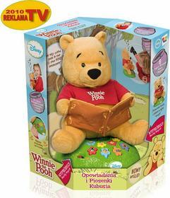 IMC Toys Toys - Kubuś Puchatek Interaktywny - 160354