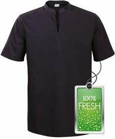VENA Bluza medyczna w kolorze czarnym
