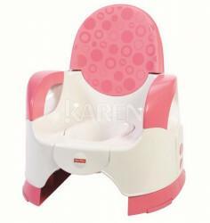 Fisher Price Komfortowy nocniczek różowy CGY50