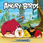 Angry Birds - kalendarz 2016 r.