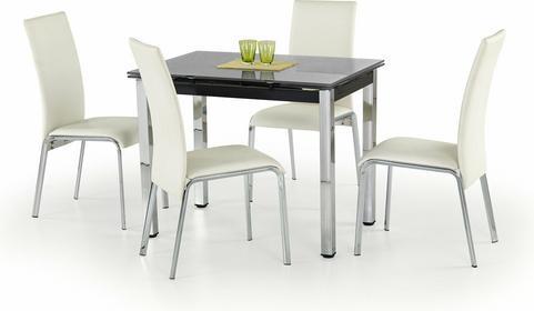 Halmar Stół Logan + krzesła K135 2 kolory
