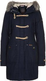 Dreimaster Płaszcz wełniany /Płaszcz klasyczny marine 35132827