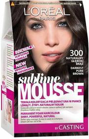 Loreal Sublime Mousse 300 Pure Darkest Brown
