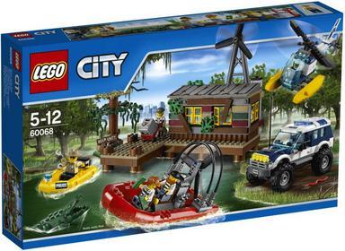 LEGO City - Kryjówka Rabusiów 60068