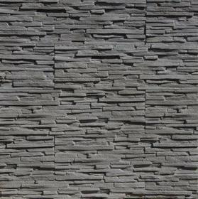 Stone Master Kamień elewacyjny - Bergamo grafit - płytka sm_bergamo_grafit_p