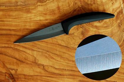 Mifune Nóż ceramiczny czarny