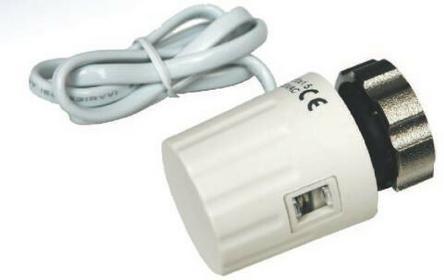 Smart Heat Siłownik zaworu termostatycznego rozdzielacza lub grzejnikowego NC