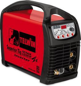 Telwin SUPERIOR TIG 252 AC/DC-HF/LIFT VRD