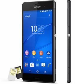 Sony Xperia Z3 Dual Czarny