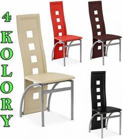 LAGIS Krzesło do jadalni SKÓRA K-4 K4 k 4 H-77 H77