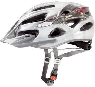 UVEX Kask rowerowy Onyx - White/Red