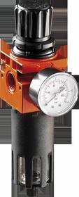 NEO-TOOLS Filtr odwadniacz z reduktorem ciśnienia 1/2, metalowa obudowa 12-582