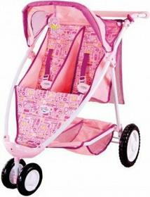 Zapf Creation wózek dla lalek bliźniaków 819661