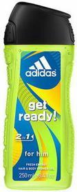 adidas Get Ready 250ml