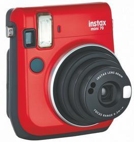 Fuji Instax mini 70 czerwony