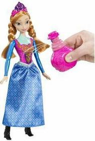 Mattel Kraina Lodu Frozen - Kolorowa Przemiana Anna BDK32