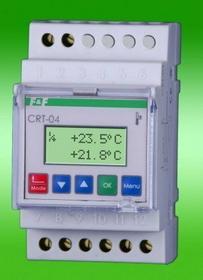 F&F Cyfrowy Regulator temperatury 0÷60oC CRT-04