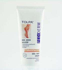 Tołpa PEDI DERM Krem antyperspirant do stóp 60ml