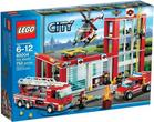 LEGO CITY - Remiza strażacka 60004