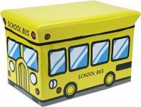 Pojemnik na zabawki - pufa, siedzisko - szkolny 529000280