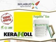 Kerakoll Fugalite ECO Fuga epoksydowa 3kg giallo