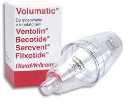 GlaxoSMithKline Volumatic