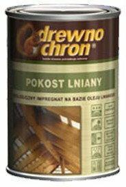 Drewnochron POKOST LNIANY naturalny Impregnat do drewna