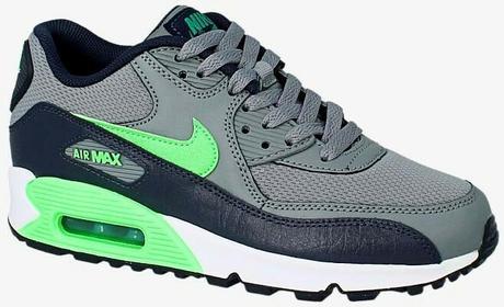 Nike AIR MAX 90 MESH GS 724824013