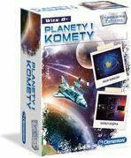 Clementoni Planety i komety zestaw 8005125600533