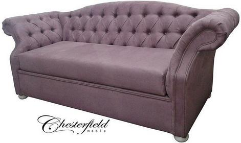 Chesterfield Meble Sofa Mona