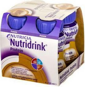 N.V.Nutricia Nutridrink Protein O SM.MOKKA PLYN 4x125 ML 3001261