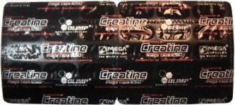 Olimp Creatine Monohydrate MC 30 kaps./1250mg
