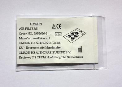 Omron C30 C801 C801KD C802 Filtry Filtr do inhalatora