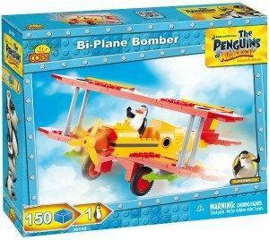 Cobi Pingwiny Samolot 26150