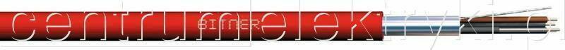 Bitner Zakłady Kablowe PRZEWÓD OGNIOODPORNY HDGSżo FE180/PH90 3X1,5mm2 300/500V