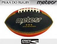 Meteor Spokey Piłka DO RUGBY AMERICAN FOOTBALL GUMA r. 9 6201-3913C