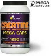 Olimp Creatine Monohydrate Mega Caps 150 kap./1250mg