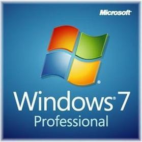 Microsoft Windows 7 Professional 64bit ENG OEM