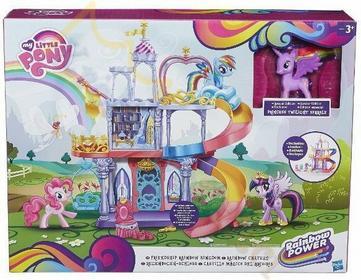Hasbro Tęczowe królestwo Twilight Sparkle A8213