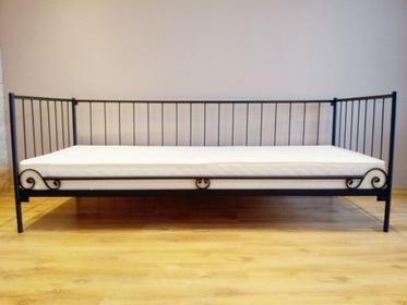 Grupa Lak System Łóżka metalowe Łóżko metalowe sofa 120x200 WZÓR 3 1202003