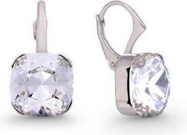 AnKa Biżuteria Swarovski biżuteria: Kolczyki srebrne z kryształami Swarovski