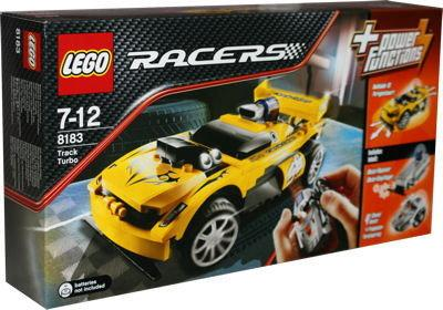 LEGO Track Turbo RC 8183