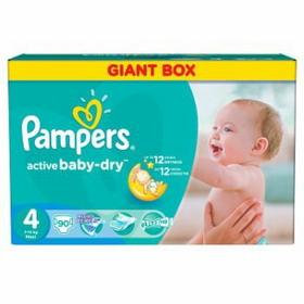 Pampers 4 Maxi 90 szt.