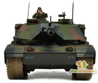 Hobby Engine Czołg Abrams M1A1 1:16 27MHz RTR HEM0811