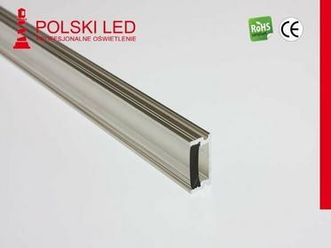Profile aluminiowe seria P PROFIL Pol LED P5 DO PŁYTEK 2m 50799